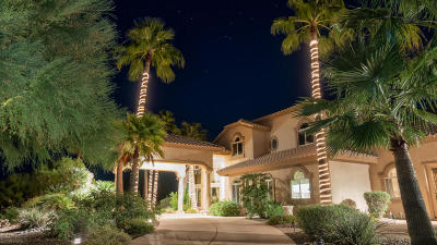 Gold Canyon AZ Single Family Home For Sale: $1,495,000