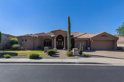 Phoenix Single Family Home For Sale: 59 E Nighthawk Way