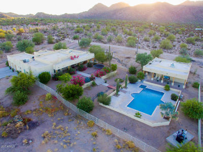 Maricopa Single Family Home For Sale: 2104 S Coyote Trail