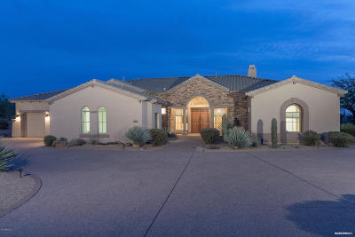 Scottsdale Single Family Home For Sale: 36235 N Peaceful Lane