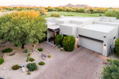 Carefree AZ Single Family Home For Sale: $1,450,000