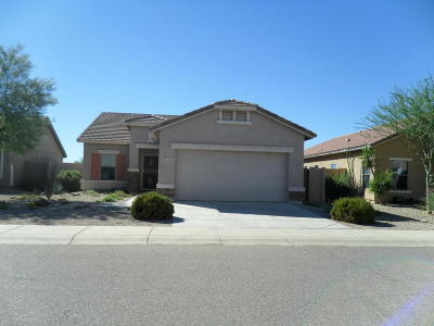 Gold Canyon Rental For Rent: 18345 E El Amancer