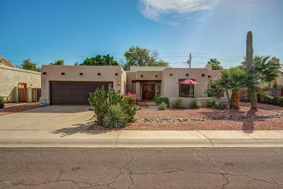 Tempe Single Family Home For Sale: 2743 S Kenneth Place