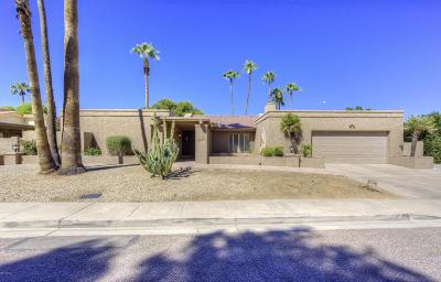 Scottsdale Single Family Home For Sale: 8112 E Via Costa