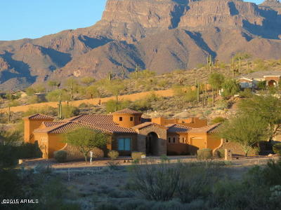 Gold Canyon Rental For Rent: 8888 E Quail Cove Lane