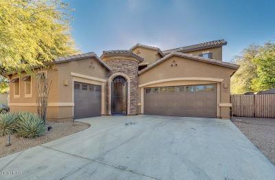 Single Family Home For Sale: 8455 W Desert Elm Lane