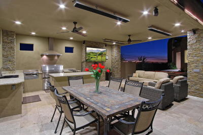 Carefree AZ Single Family Home For Sale: $1,299,000
