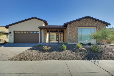 Wickenburg Single Family Home For Sale: 3597 Stampede Drive