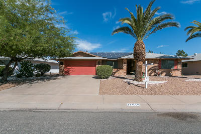 Sun City West Single Family Home For Sale: 17618 N Buntline Drive