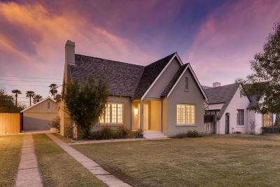 Phoenix Single Family Home For Sale: 329 W Vernon Avenue