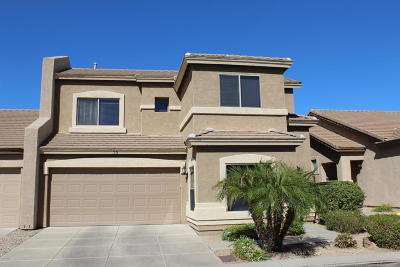 Chandler, Gilbert, Mesa, Tempe Condo/Townhouse For Sale: 44 S Greenfield Road #23