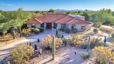 Los Gatos, Los Gatos Unit 2 Single Family Home For Sale: 8525 E Los Gatos Drive