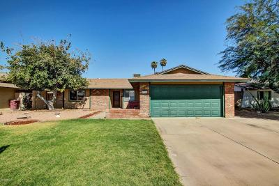 Scottsdale Single Family Home For Sale: 8716 E Mitchell Drive
