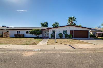 Phoenix Single Family Home For Sale: 1535 W Weldon Avenue