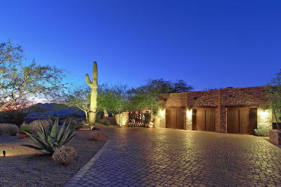 Cave Creek Single Family Home For Sale: 36092 N Summit Drive