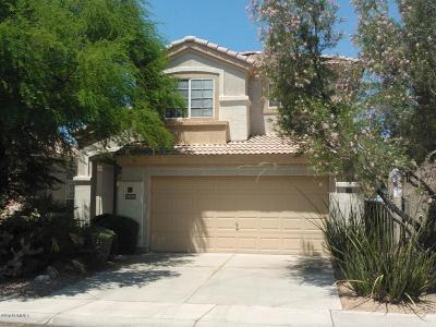 Goodyear Rental For Rent: 13638 W Desert Flower Drive