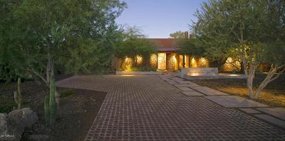 Scottsdale Single Family Home For Sale: 11202 N 74th Street