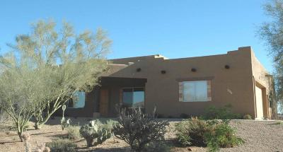 Cave Creek Single Family Home For Sale: 6017 E Rancho Del Oro Drive