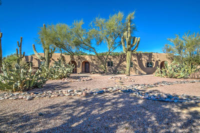 Scottsdale Single Family Home For Sale: 8404 E Pinnacle Peak Road
