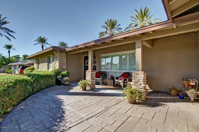Phoenix Single Family Home For Sale: 4624 E Pinchot Avenue