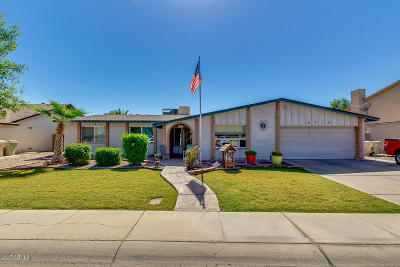 Glendale Single Family Home For Sale: 6419 W Yucca Street