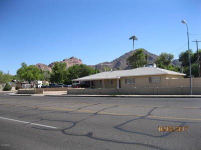 Phoenix Single Family Home For Sale: 4633 N 44th Street