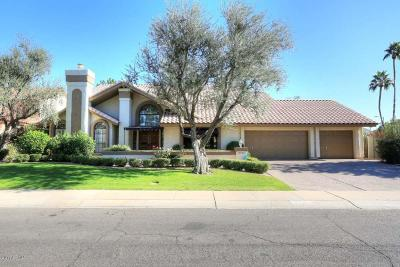 Scottsdale Single Family Home For Sale: 8801 N 86th Place