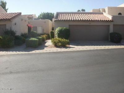 Phoenix Condo/Townhouse For Sale: 4007 E Lupine Avenue