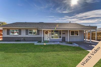 Phoenix Single Family Home For Sale: 1809 E Georgia Avenue