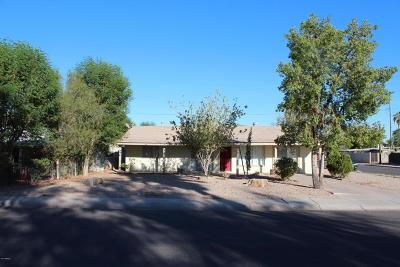 Chandler AZ Single Family Home For Sale: $213,500