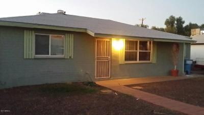 Phoenix Single Family Home For Sale: 4630 W Indianola Avenue