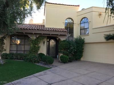 Scottsdale Condo/Townhouse For Sale: 10050 E Mountainview Lake Drive #14