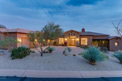Scottsdale Single Family Home For Sale: 9915 E Whitewing Drive
