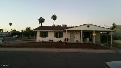 Phoenix Single Family Home For Sale: 8114 W Mulberry Drive