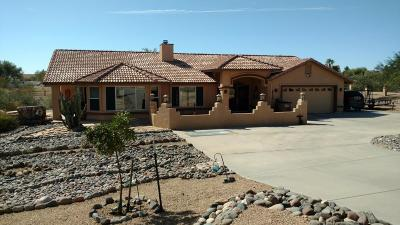 Wickenburg Single Family Home For Sale: 2125 W Bromm Lane