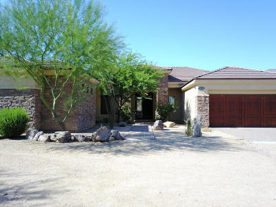 Gold Canyon Single Family Home For Sale: 10290 E Engel Canyon Way