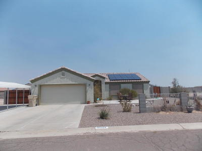 Arizona City Single Family Home For Sale: 10925 W Cambria Circle