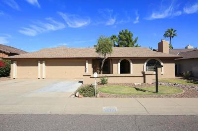 Scottsdale AZ Single Family Home For Sale: $469,000