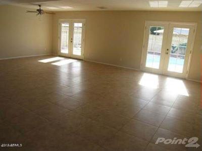 Phoenix Single Family Home For Sale: 3449 W Crocus Drive