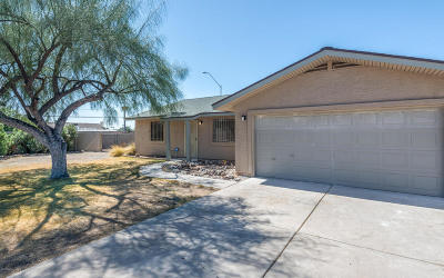 Glendale Single Family Home For Sale: 17002 N 36th Lane