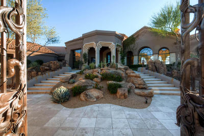 Scottsdale Single Family Home For Sale: 9422 E Happy Valley Road