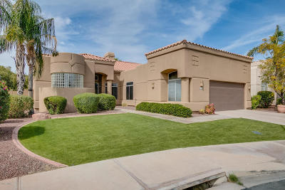 Scottsdale Single Family Home For Sale: 9048 N 115th Place