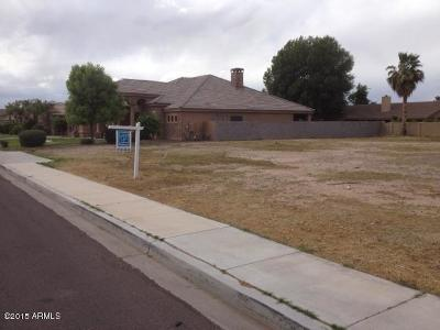 Mesa Residential Lots & Land For Sale: 3522 E Dartmouth Street