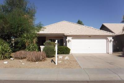Goodyear Single Family Home For Sale: 13390 W Cambridge Avenue