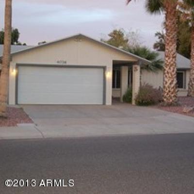 Phoenix Rental For Rent: 4036 E Louise Drive