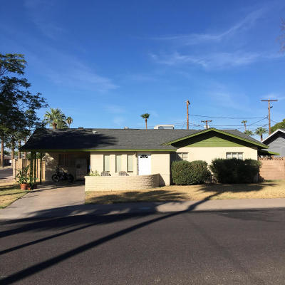 Phoenix Single Family Home For Sale: 4424 N 35th Street