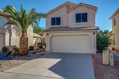 Phoenix Single Family Home For Sale: 3737 E Taro Lane