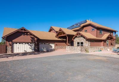 Flagstaff Single Family Home For Sale: 571 E Hattie Greene