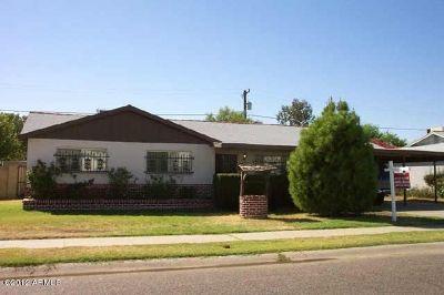 Phoenix Rental For Rent: 3639 W Pierson Street