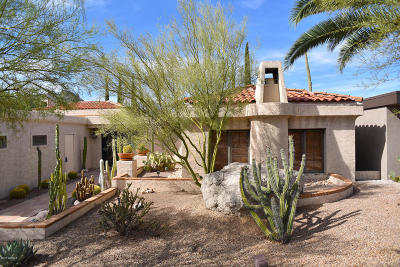 Carefree AZ Single Family Home For Sale: $1,298,900